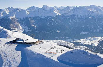 Taxi Innsbruck Airport nach Serfaus-Fiss-Ladis